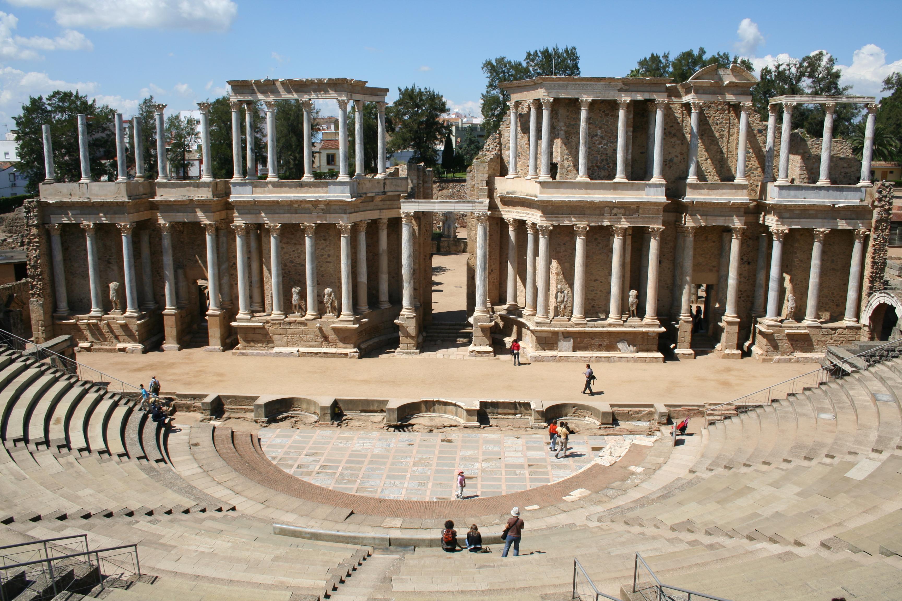 Boda Teatro Romano Merida : El teatro es mérida jmmlimia s ideas