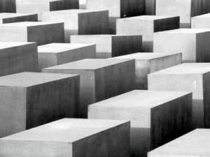 Monumento al Holocausto. Berlin